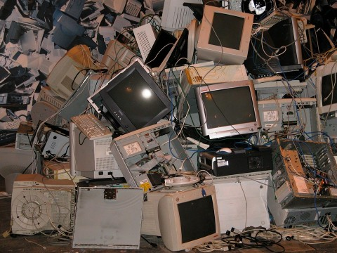 2016 Earth Day E-Waste Collection