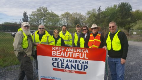 2020 Great American Cleanup March 1st – May 31st