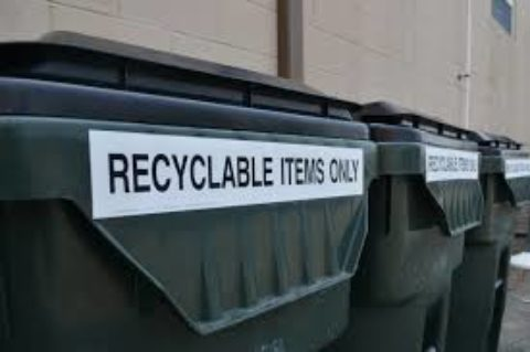 Recycling Center Closures