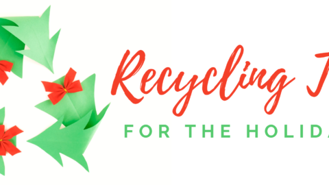 Green Holiday Tips- Recycle Your REAL Christmas Tree