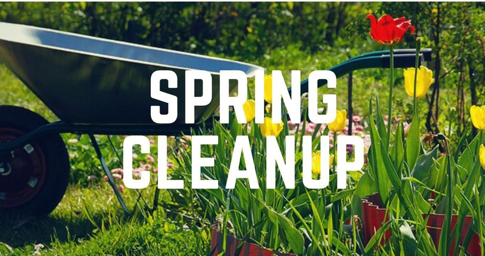 Spring Cleanup Events